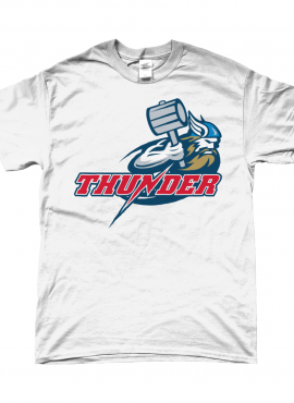 Thunder Logo – Fitted Tshirt