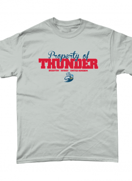 Property of Thunder – Tshirt